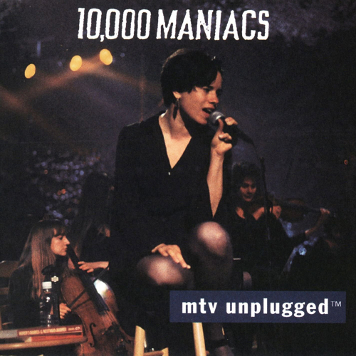 10.000 Maniacs. Unplugged. CD.