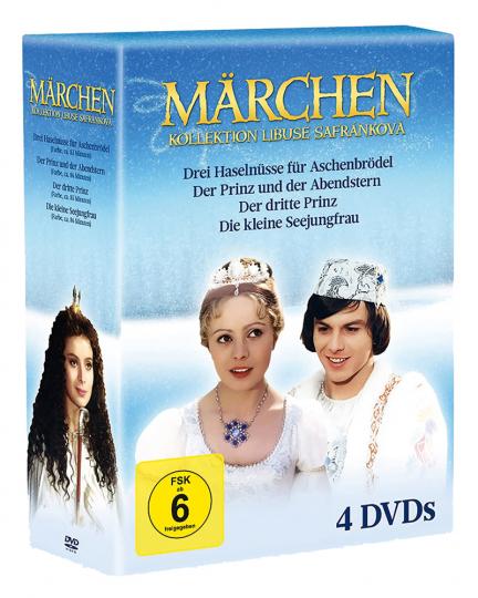 4 DVDs. DEFA Märchen Kollektion.