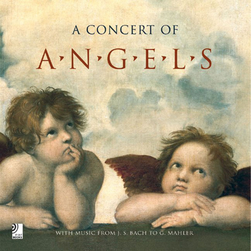 A Concert of Angels. Music from J. S. Bach to A. Bruckner. Fotobildband inkl. 4 Audio CDs.