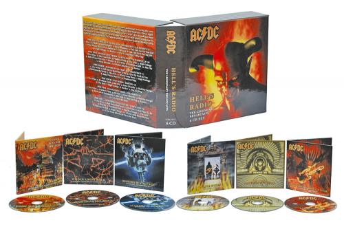 AC/DC. Hell's Radio. 6 CDs.