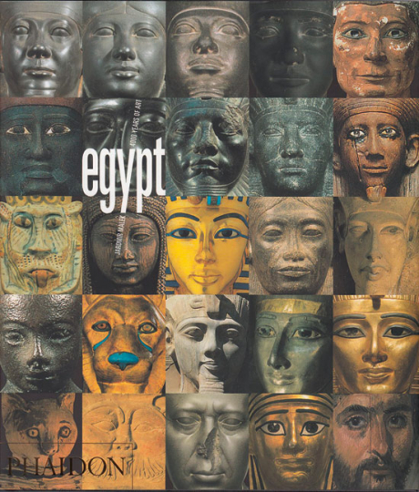 Ägypten. 4000 Jahre Kunst. Egypt. 4000 Years of Art.