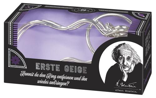 Albert Einsteins erste Geige. Geduldspiel.