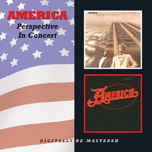 America. Perspective / In Concert. CD.