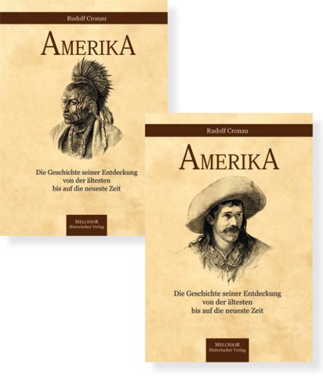 Amerika. Die Geschichte seiner Entdeckung. 2 Bde.