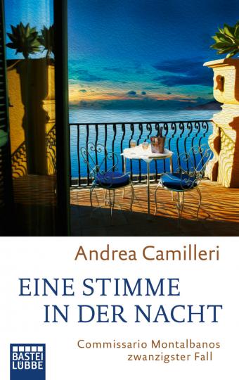 Andrea Camilleri. Eine Stimme in der Nacht. Commissario Montalbanos zwanzigster Fall. Roman.