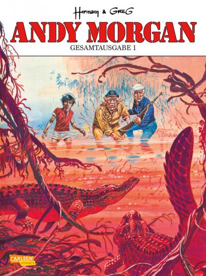 Andy Morgan. Gesamtausgabe. Band 1.