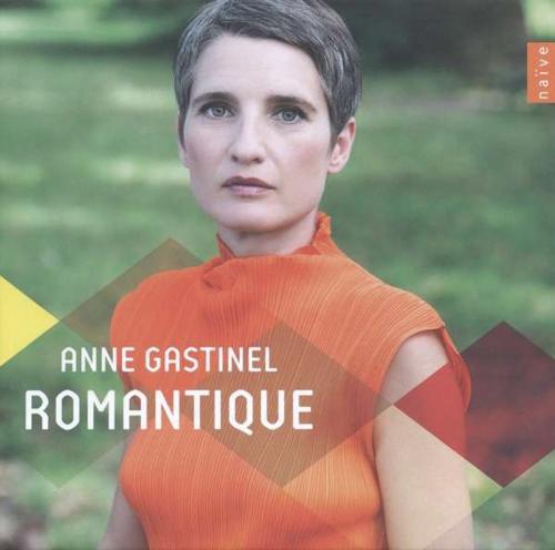 Anne Gastinel. Romantique. 5 CDs.