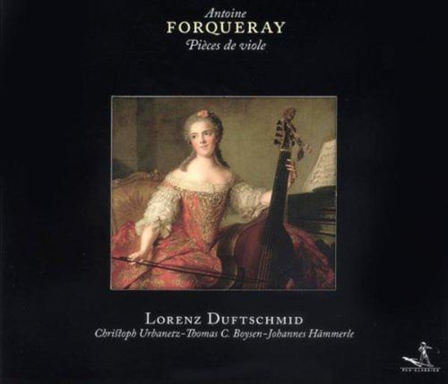 Antoine Forqueray. Pieces de Viole (Gesamtaufnahme). 2 CDs.