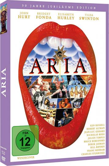 Aria (30 Jahre Jubiläums Edition). DVD.