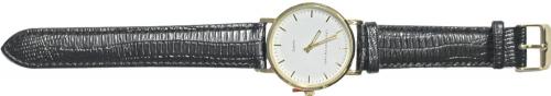 Armbanduhr - Herren gold.