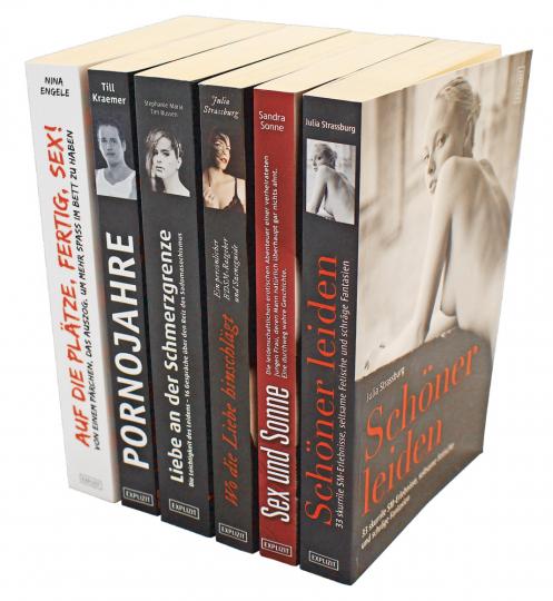 Auf die Plätze, fertig, Sex! 6 Bände