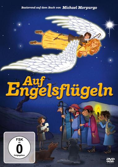 Auf Engelsflügeln. DVD.