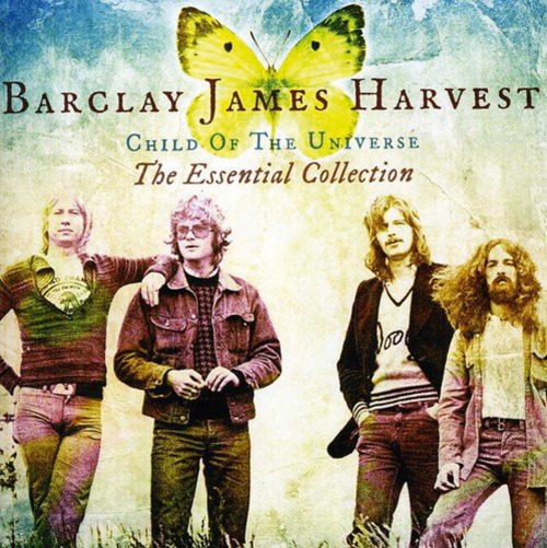 Barclay James Harvest. Child Of The Universe: The Essential Collection. 2 CDs.