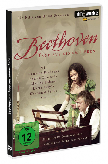 Beethoven - Tage aus einem Leben (Der Compositeur). DVD
