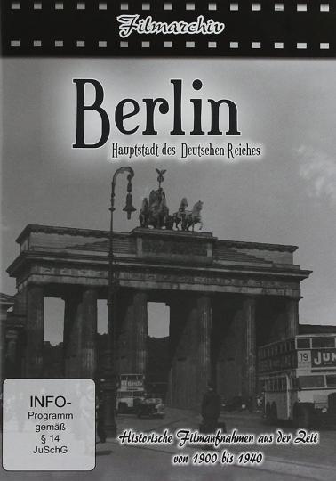 Berlin,Hauptstadt des Deutschen Reiches. DVD