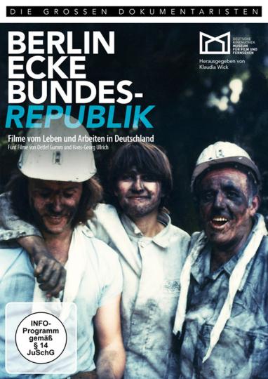 Berlin, Ecke Bundesrepublik. Filme vom Leben und Arbeiten in Deutschland. 2 DVDs.