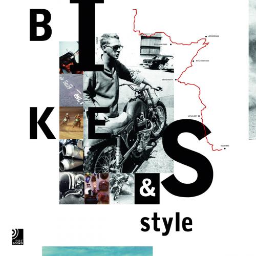Bike & Style. Fotobildband. Mit Vinyl-Schallplatte.