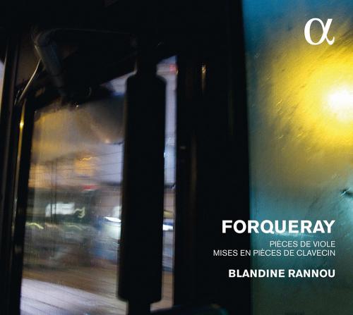 Blandine Rannou spielt Antoine Forqueray. Pieces de Clavecin. 2 CDs.
