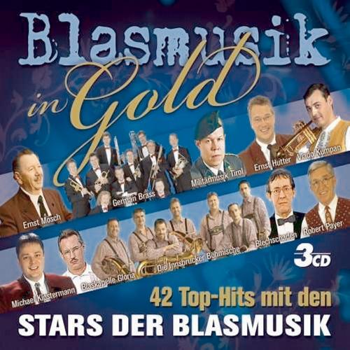 Blasmusik in Gold 3 CDs