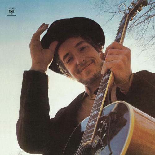 Bob Dylan. Nashville Skyline. CD.