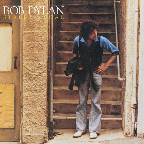 Bob Dylan. Street Legal. CD.