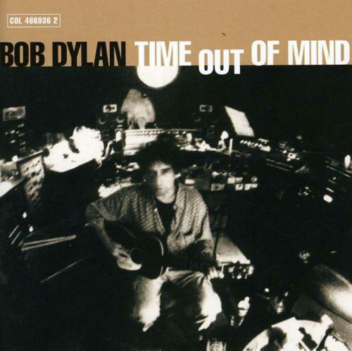 Bob Dylan. Time Out Of Mind. CD.