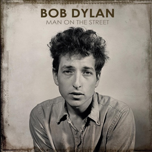 Bob Dylan. Man on the Street. Live Broadcast 1961-65. 10 CDs.