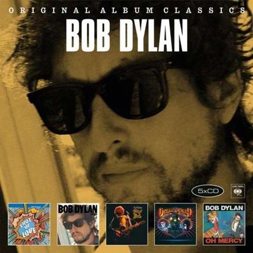 Bob Dylan. Original Album Classics. 5 CDs.