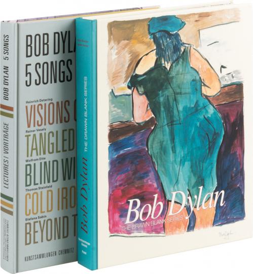 Bob Dylan. The Drawn Blank Series. Songbook. 2 Bände im Set.