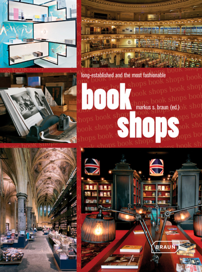 Bookshops. Long established and the most fashionable.