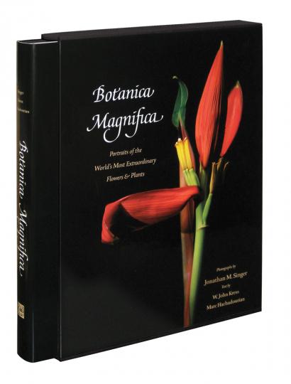 Botanica Magnifica. Porträts der außergewöhnlichsten Blumen und Pflanzen der Welt.
