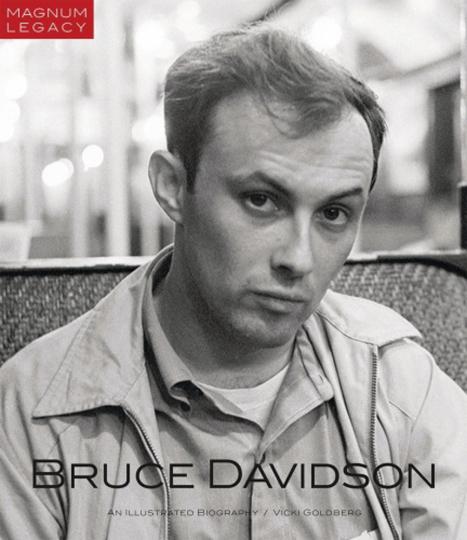 Bruce Davidson. An illustrated Biography.