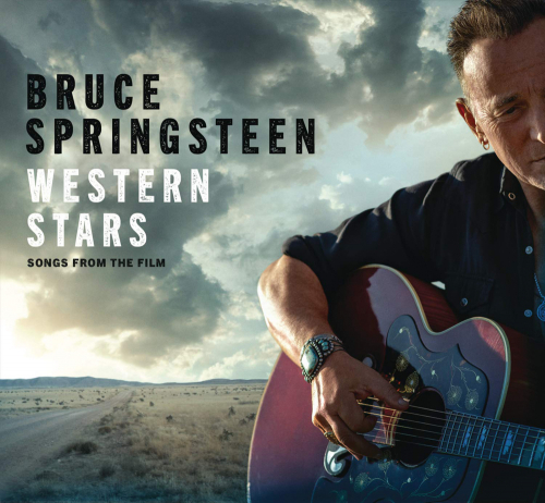 Bruce Springsteen. Western Stars - Songs From The Film. CD.