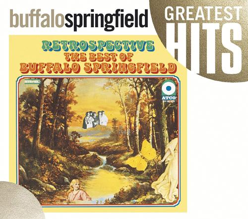 Buffalo Springfield. Retrospective. CD.