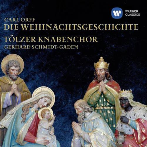 Carl Orff. Die Weihnachtsgeschichte. CD.