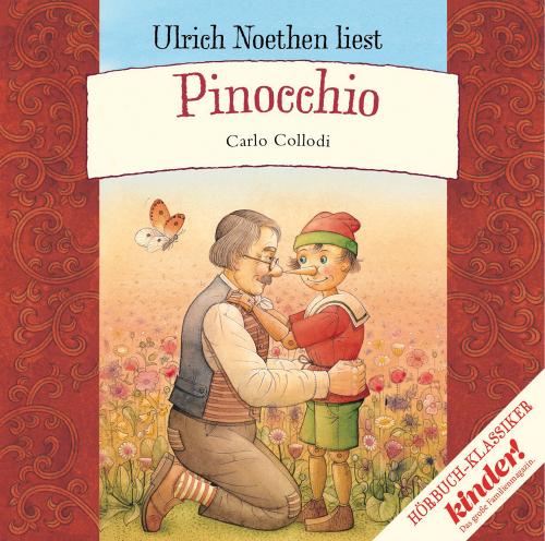 Carlo Collodi. Pinocchio. CD.