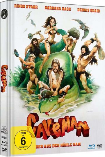 Caveman (Blu-ray & DVD im Mediabook)