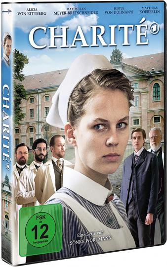 Charité Staffel 1 2 DVDs