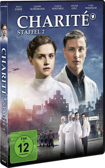 Charité Staffel 2 2 DVDs