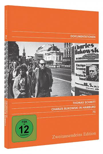 Charles Bukowski in Hamburg. DVD.
