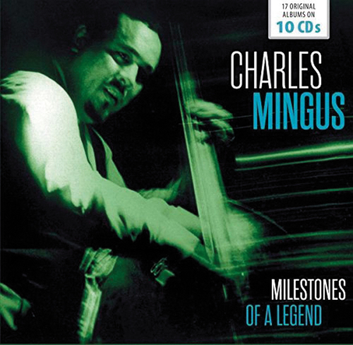 Charles Mingus. Milestones Of A Legend. 10 CDs.