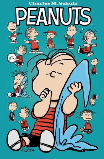 Charles M. Schulz. Peanuts 12. Schmusedecke.