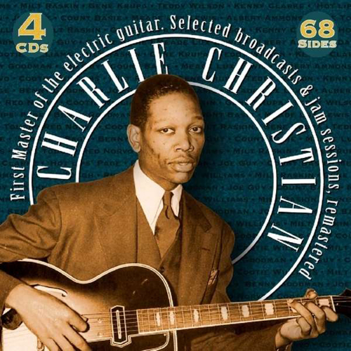 Charlie Christian. Selected Broadcasts & Jam Sessions. 4 CDs.