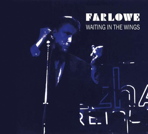 Chris Farlowe. Waiting in the Wings. CD.