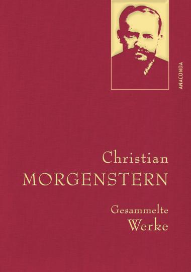 Christian Morgenstern. Gesammelte Werke. Leinen-Einband.
