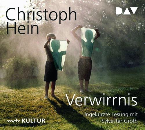 Christoph Hein. Verwirrnis. 6 CDs.