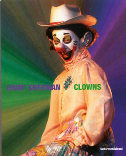 Cindy Sherman - Clowns