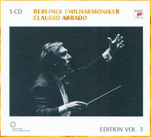 Claudio Abbado und die Berliner Philharmoniker - Vol. 3  5 CDs