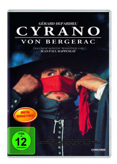 Cyrano de Bergerac DVD
