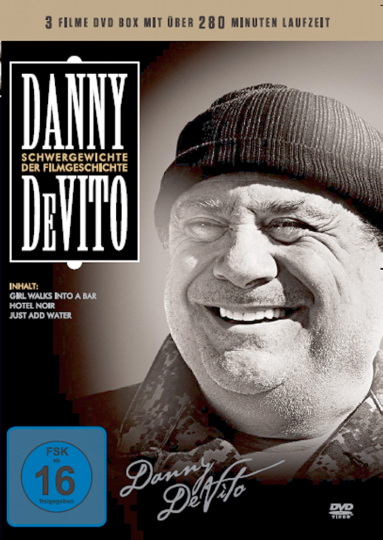 Danny DeVito DVD Schwergewichte der Filmgeschichte